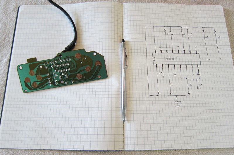 neo2gen1 neo2gen a diy neo geo to sega genesis controller adapter